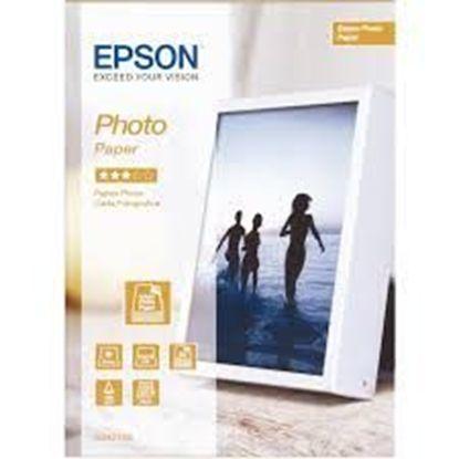 Зображення Бумага Epson 130mmx180mm Photo Paper
